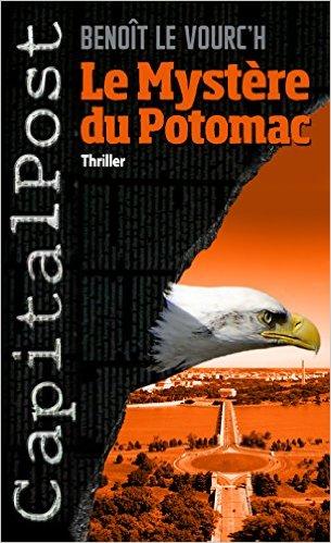 Le mystère du Potomac de Benoît Le Vourc'h